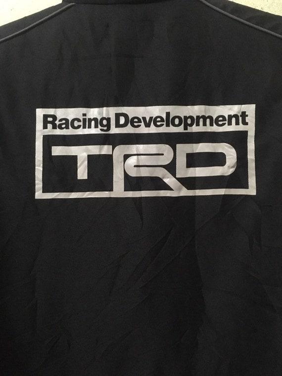 Vintage Toyota TRD Toyota Motor Sport Racing Team… - image 4