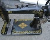 Antique retro Home Decor sewing machine