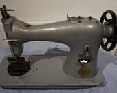 Singer 52-56 Vintage 12 Needle Industrial Sewing Machine, Vintage Sewing Machine, vintage Home Decor, Decorative Art, Vintage dresses,