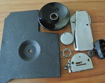 Vintage Singer Featherweight Sewing Parts