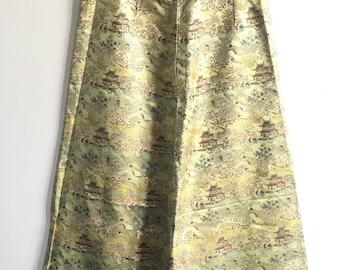 Vintage Chinese Skirt