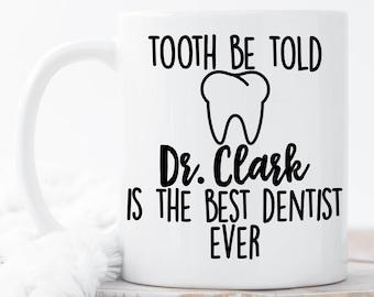 Personalized Dentist Mug Dentist Name Mugs Graduation gift New Dental Graduate Dentist gift Dental Student Mug Dental School Mugs Cup  sc 1 st  Etsy & Dentist gift | Etsy