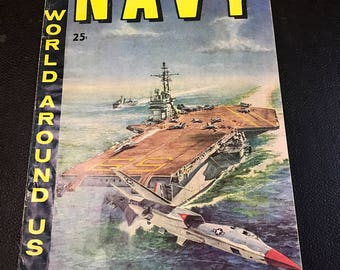 Illustrated Story of the Navy!!