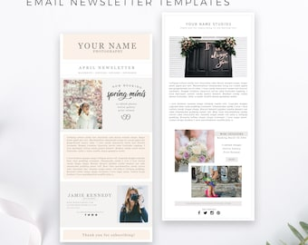 email templates etsy