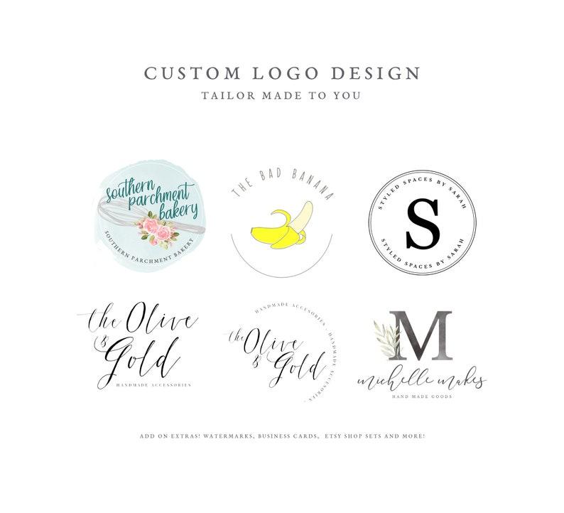 Custom Logo  Branding Marketing Materials Package  Logo image 0
