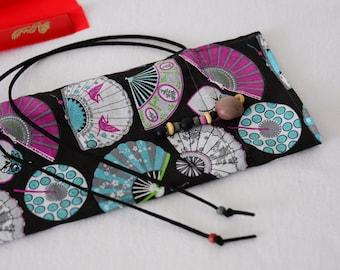 Fan bag, Bestprice, hand fan, Taichi, KungFu, handmade, gift, unique