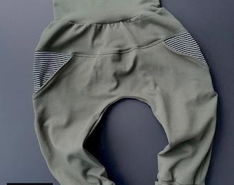 Green Evolutionary Pants