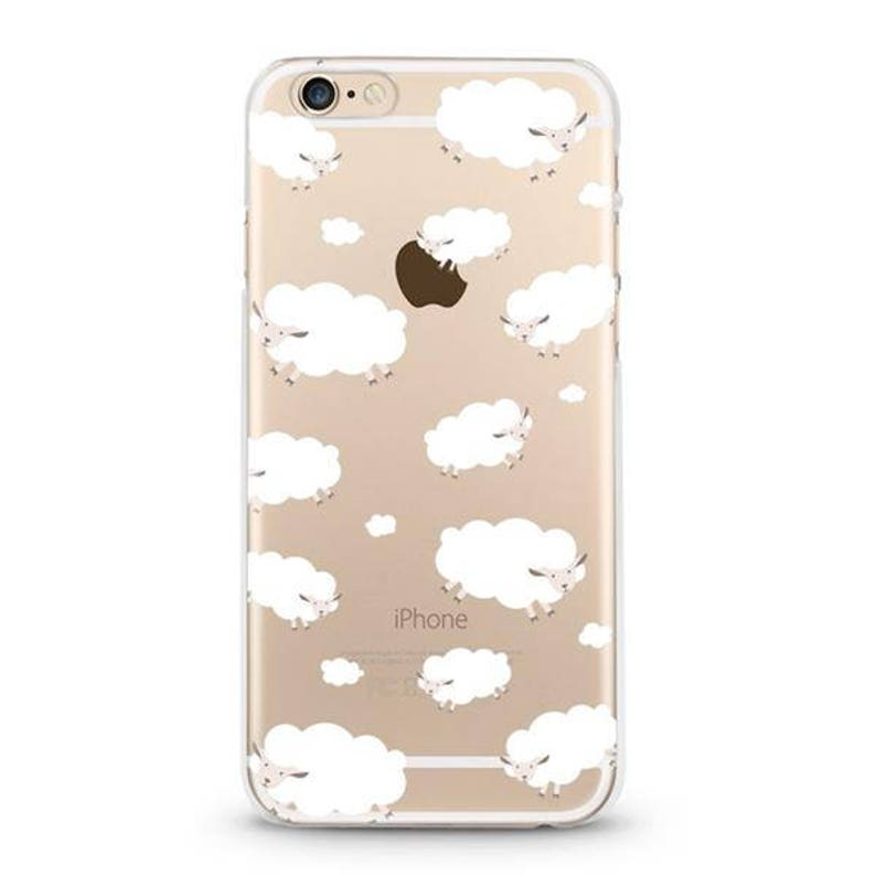 case iphone 8 sheep