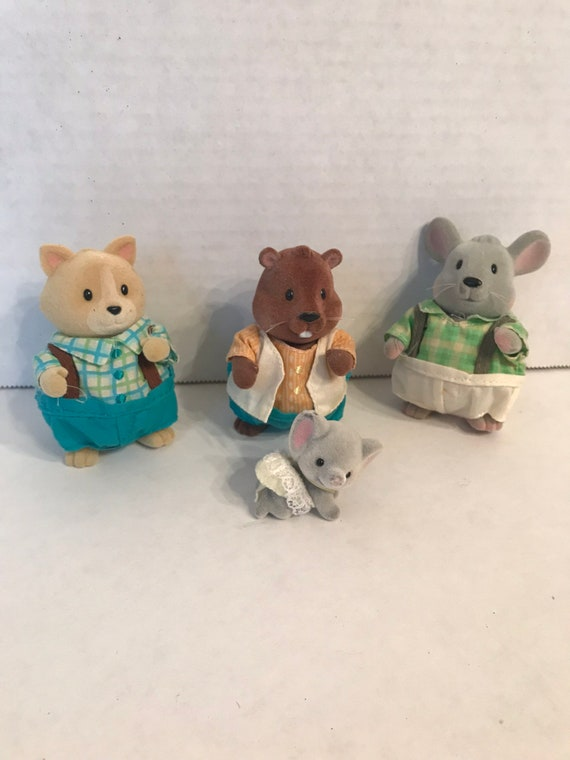 Sylvanian Families Calico Critters Baby/'s Clothing for baby doll D-10 Japan