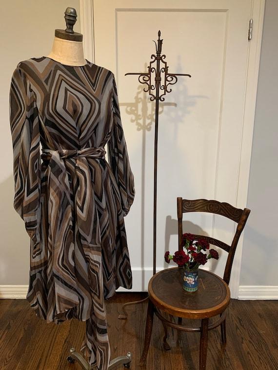 Vintage Silk I Magnin Dress - image 2
