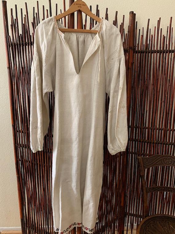 Rare Vintage Shepard's Hungarian Folk Dress