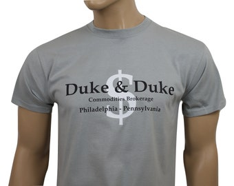 7124bbd6 Trading Places inspired Duke and Duke regular fit t-shirt