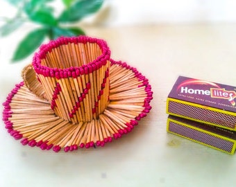 Popular Items For Matchstick Art