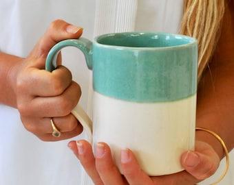 Ceramic mug, pottery mug, Handmade mug, xl mug, tea mug, Coffee cup, Big mug, Large mug, ceramic coffee mug, ceramic cup