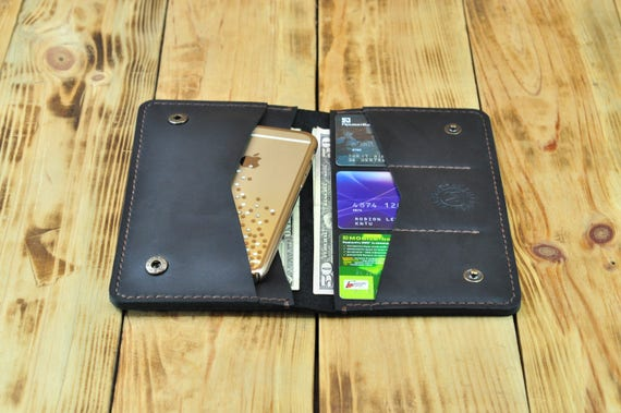 Gili Horses In The Snow Travel Passport /& Document Organizer Zipper Case