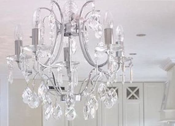 14f566d63ebcc5 Crystal drops replacements or spare parts for chandelier by