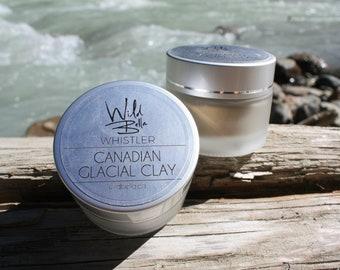 Glacial Clay Face Masks, Glacial Clay, Facial, Organic Face Mask, All Natural Face Mask,Beauty, Beauty care, Clay Mask, Organic Skin Care