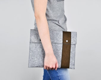 Felt Macbook Case, Macbook Case, Macbook Pro 13 Case, Macbook Pro Case, Laptop Case, Macbook Pro, Felt Macbook Sleeve, Laptop Cover