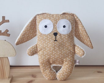 Firmin doudou bunny plush birth gift