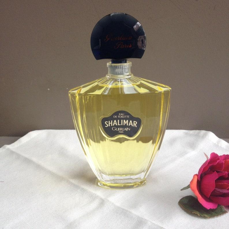 Français De Flacons BleueParfums Parfum Guerlain 3 Pour L'heure Décoration Factices ChamadeShalimar Et CollectionBouteilles QdChrts