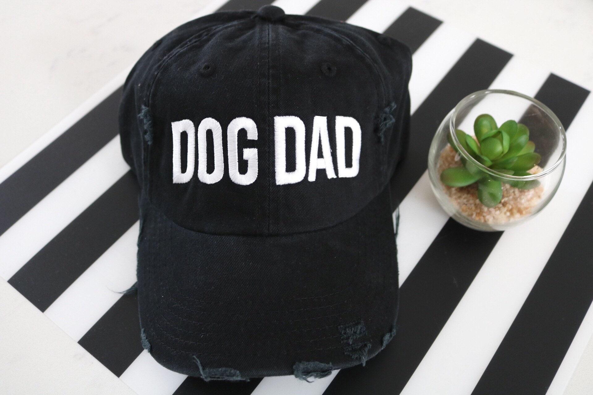 ea05db2315fdb DISTRESSED DOGDAD HAT Dog Dad Dog Person Dog Parent Dog