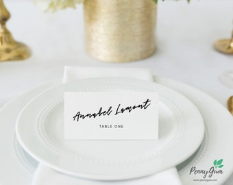 Reception Place Cards