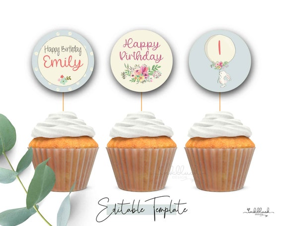 Easter Chick Ring · Daisy Ring · Cup Cake Topper · Party Bags · Gifts · Prizes