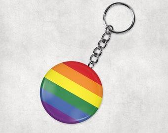 LGBTQ+ Pride Keychain eb892916fffa