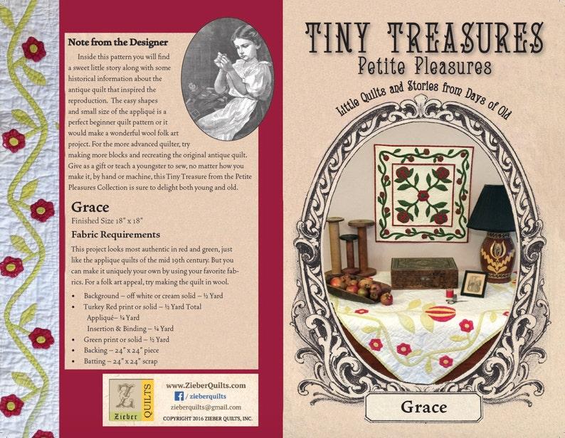 Tiny Treasures Petite Pleasures  GRACE image 0