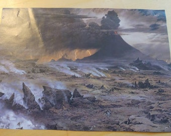 Ted Nasmith Hobbit prints Qty 9