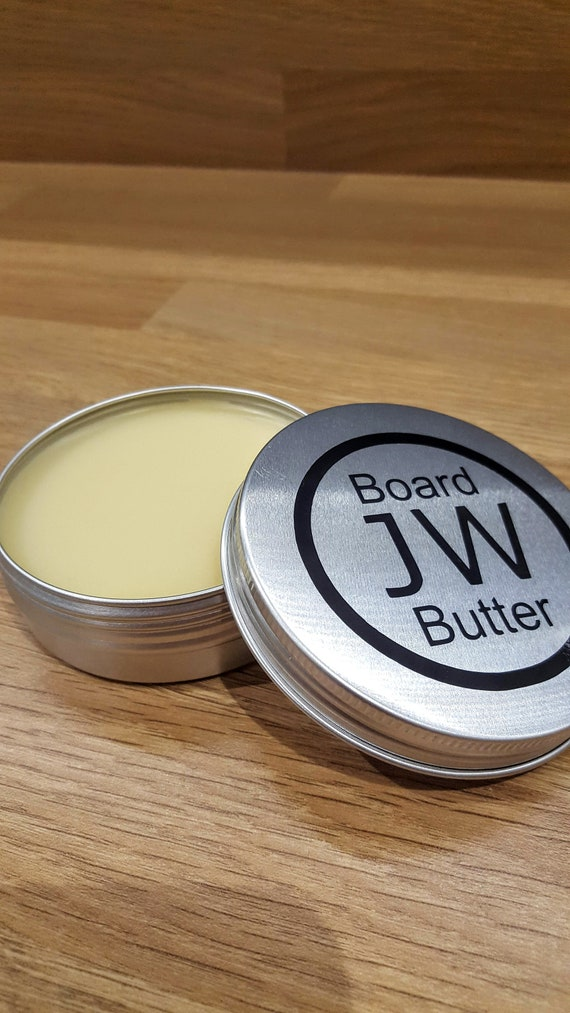 Board Butter Cutting Board Wax Wood Conditioner Cutting Etsy