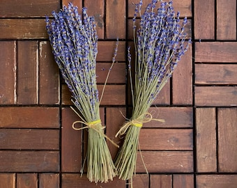 Dried Fragrant Lavender Bunch
