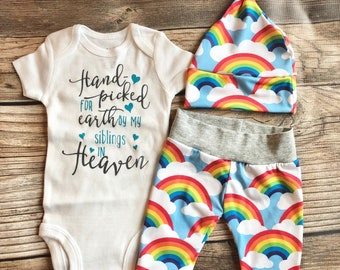 3695dc2e4c74 Handpicked For Earth Rainbow Outfit