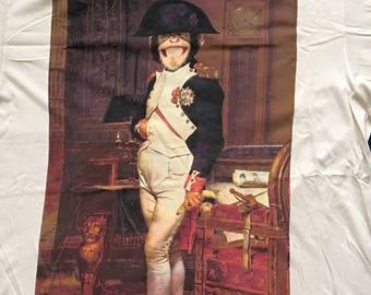 Napoleon Bonaparte shirt-chimpanzee