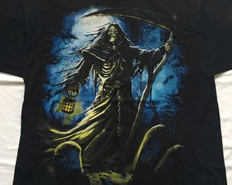 Grim Reaper shirt-death