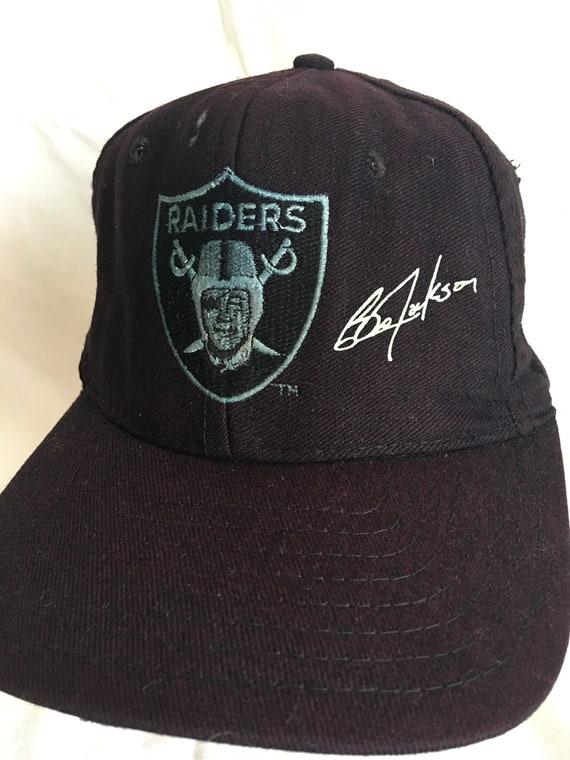 Vintage Los Angeles Raiders snapback cap  f246a662419