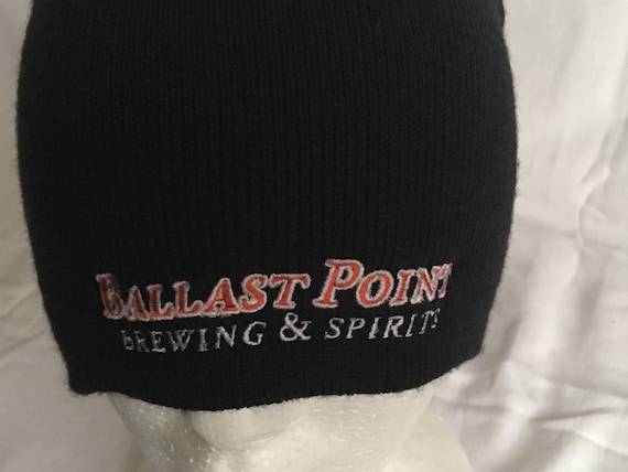 ae93b38dc Ballast Point brewing beanie -craft beer
