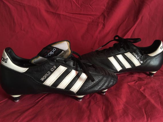f0c911fa2b8f Adidas Worl Cup soccer shoes cleats-made in Germany-size US 6