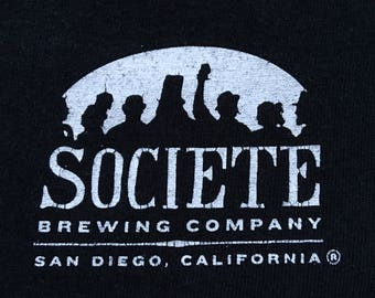 Craft beer shirt-Societe brewing company