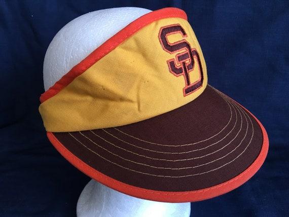 Vintage San Diego Padres hat  d9f3504c8e6