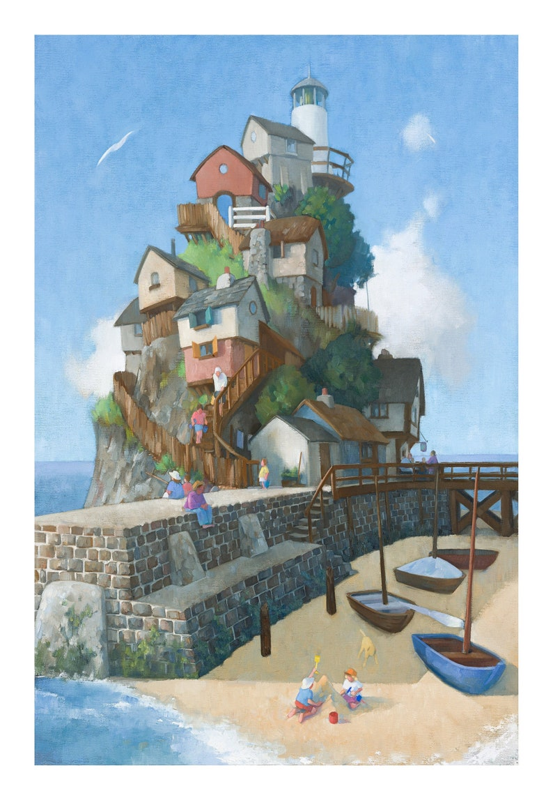 Castles of sand / Prints limited and open editions image 0