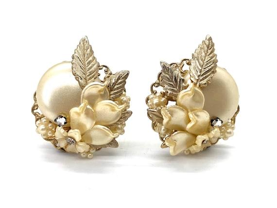 Miriam Haskell Earrings | Miriam Haskell Jewelry |