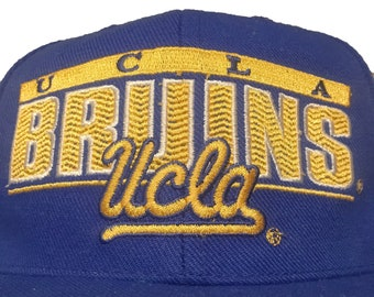 size 40 acddd 117b8 Vintage UCLA Hat   Bruins   Snapback   Sports Specialities