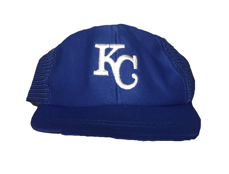 03870fd7e37 Vintage Kansas City Royals Hat   Snapback   MLB Baseball