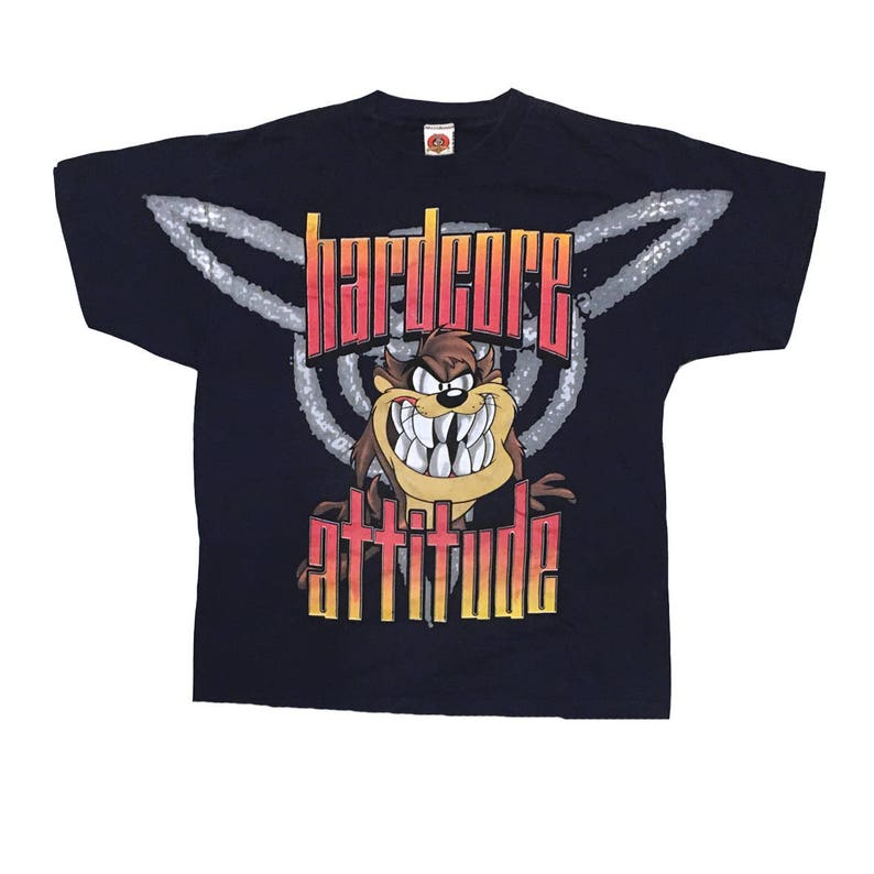 ec8310e6e9831 Vintage Taz Shirt   Looney Tunes   90 s   Tazmanian Devil