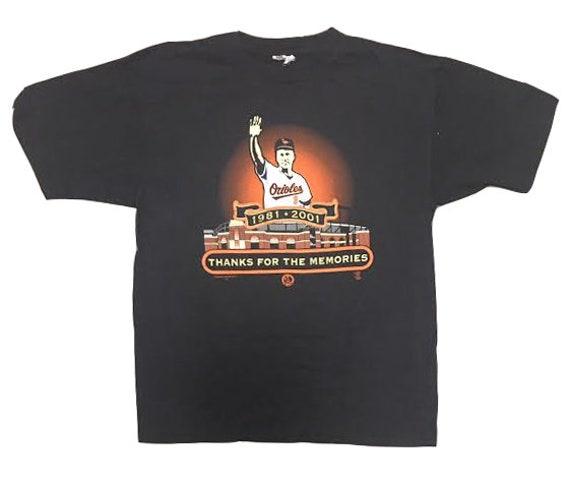 3e7438ea10e Vintage Cal Ripken Jr Shirt Cal Ripken Baltimore Orioles
