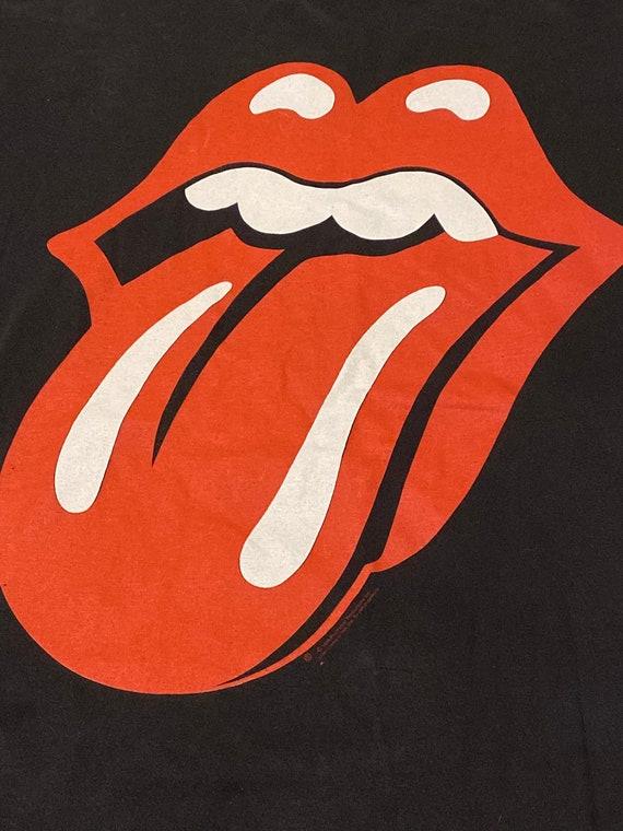Rolling Stones Shirt / Vintage  / Classic Rock Tee
