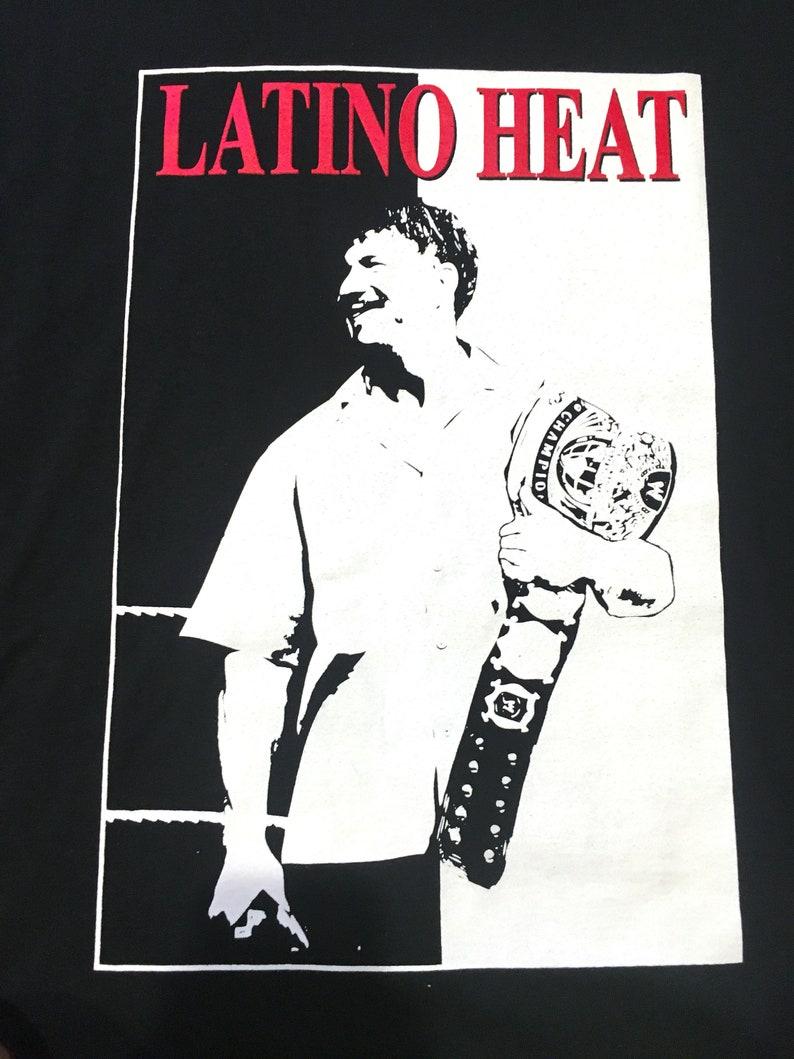 07918fc5 Vintage Eddie Guerrero WWF Wrestling Shirt / Scarface / Latino | Etsy