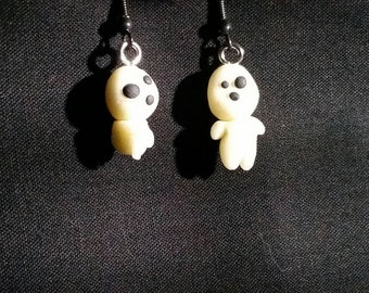 Kodama earrings