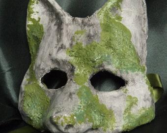 Mossy Fox Mask